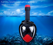 2017 Trending Products scuba gears diving mask full face diving equipment mask for gopro action camera
