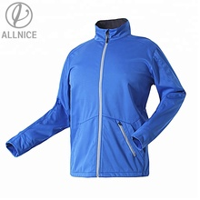Chinese Factory Cheap Athletic <strong>Apparel</strong> <strong>Men's</strong> Thick Soft Shell Jacket Navy TPU Lamination Mesh Fabric Bonded Windbreaker