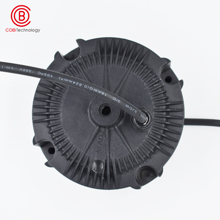 IP65 120W round high bay light Power Supply, Input voltage AC 100-277V, Output current 2-3.0A