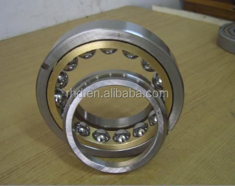 Japanese high precision four-point angular contact ball bearing QJ222