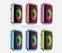 Made in china plastic phone case for Apple Watch 38mm 42mm wholesale cover