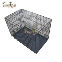 Factory direct Stainless Steel Dog Crate Wholesale