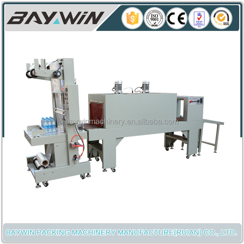 Shrink machine for bottles, sealing shrink packing machine, heat bottle shrink wrapping machine