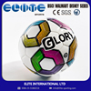 Elite Large Supply Capacity Bright In Colour Machine Stitched Football EL17-MSF-R604