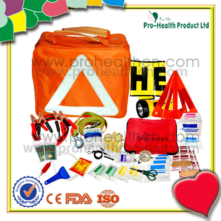 Pharmaceutical Promotional Gifts Car Emergency First Aid Kit