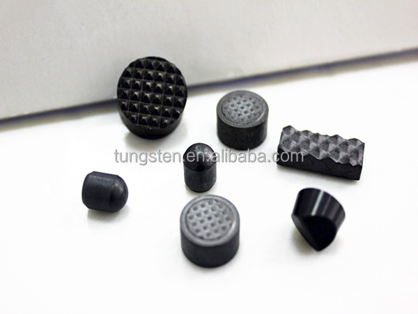 Tungsten Carbide of PDC cutter inserts