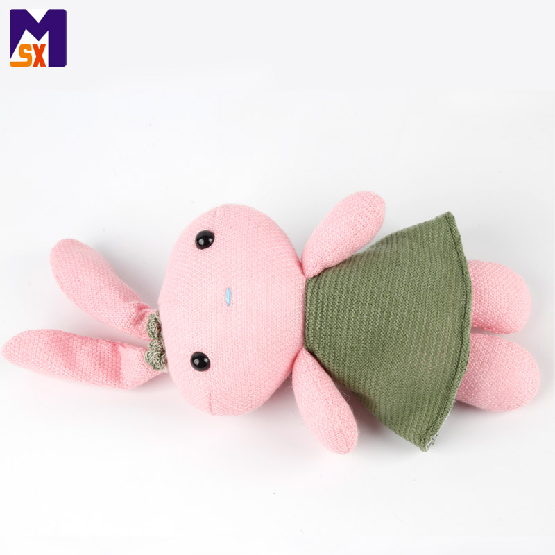 High quality soft baby cute toy long ear stuffed plush bunny