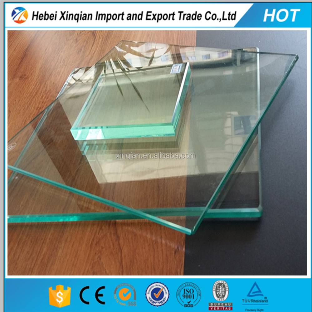 Color float glass price m2 2 mm small