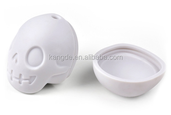 Fabulous 3D Silicone Chiller Ice Mold Skull Shape