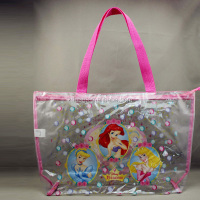 pvc clear handbags , pvc recycled shopping bag , Pvc Clear Plastic Bags