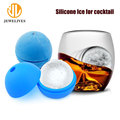 Football Sphere Mold Silicone Ice Ball Maker