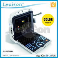 PRUS-WK60 Full digital Color doppler ultrasound/Cheap 4D high quality color doppler ultrasound machine price