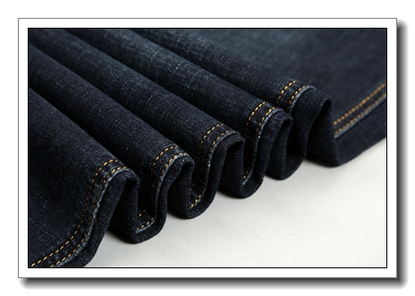 Made In China OEM Man Jeans Trousers Fashion Business Denim Jeans Pants For Men High Quality