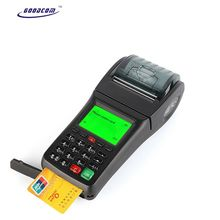 GT6000SA Handheld POS Terminal with Smart Card reader, Magnetic Printer and NFC card reader for loyalty business
