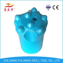36mm 7 degree 7 buttons high qualiry carbide tapered porcelain tile drill bit