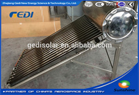 150L all stainless steel solar water heaters with 58*1800mm three layer ETC solar vacuum and sus 201 frame