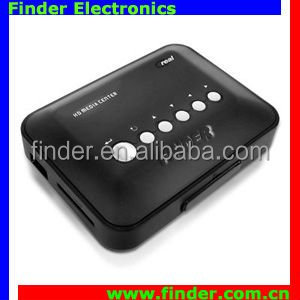 720P SD card USB Multi Media Player with HDMI (optional) output