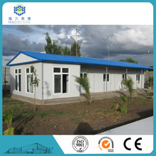 low cost EPS sandwich panel prefabricated prefab modular guest house House design tiny house in Nepal