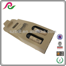 china shenzhen high quality bar cardboard wine carrier box