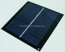65x65MM 5.5V 100mA Poly Mini Solar Panels for lamp, toy