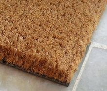 Made In China Front Door Plain Coir Door Mats