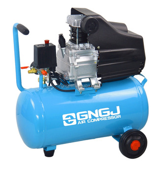 Hot selling pump lubricant manual portable mobile electric air compressor