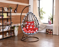 baby shower wicker chair outdoor hanging chair rattan swing basket rattan basket chair