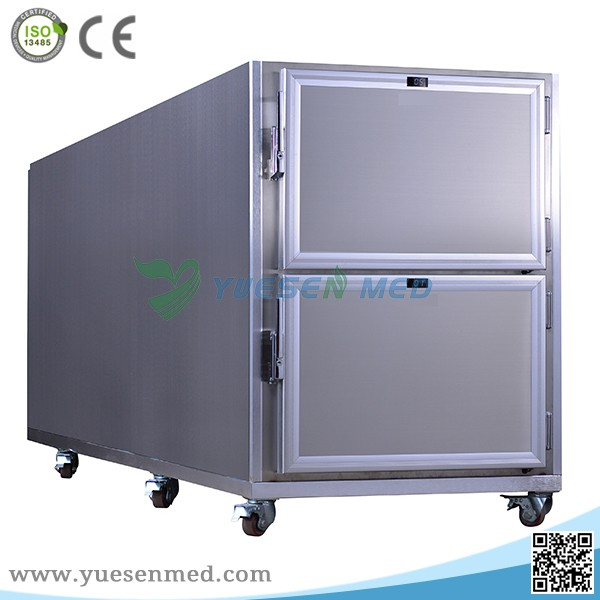 YSSTG Morgue Equipment Cost 6 Bodies Mortuary Freezer