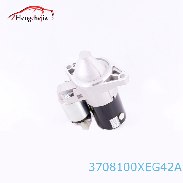 Hot selling Auto Spare Part high quality new brand car Starter  For Great Wall 3708100XEG42A