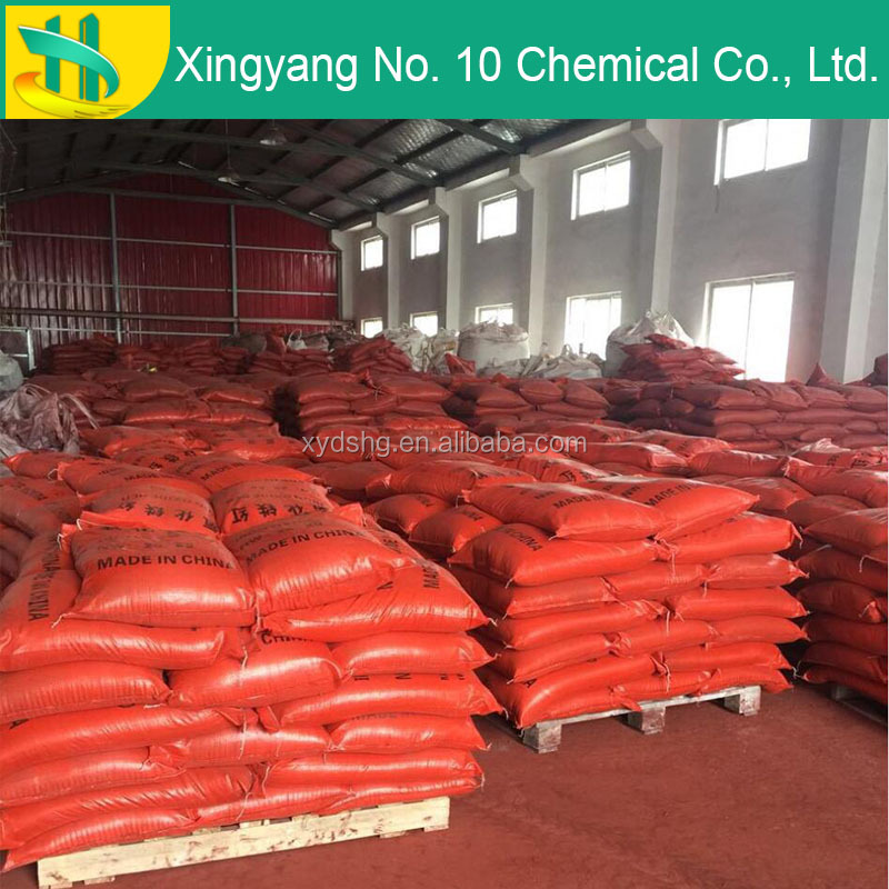 color pigment 96% iron oxide red 110/130/190 for paint/brick