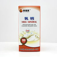 My Gym Milk Mineral Tablet--protect your body health