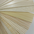 Furniture wood grain edge banding tape from China
