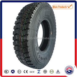new truck tyre with inner tube imported in china factory