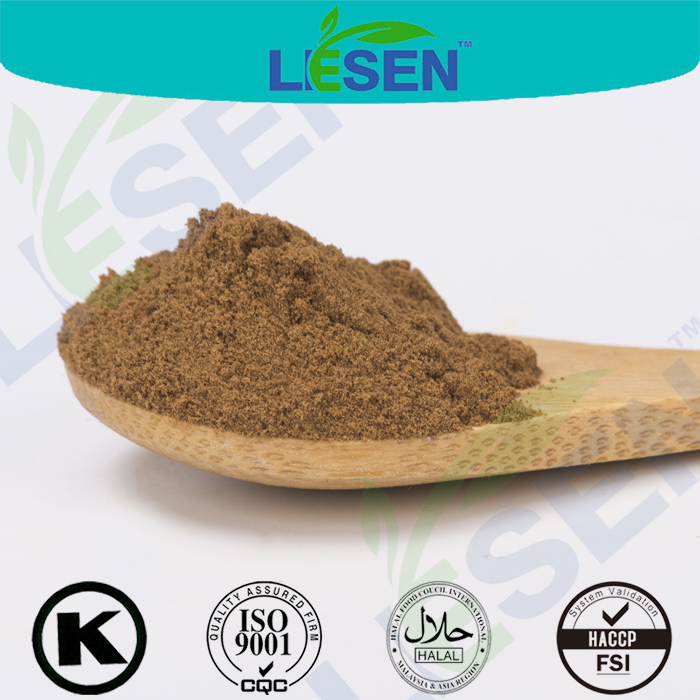 100% pure natural red clover extract powder