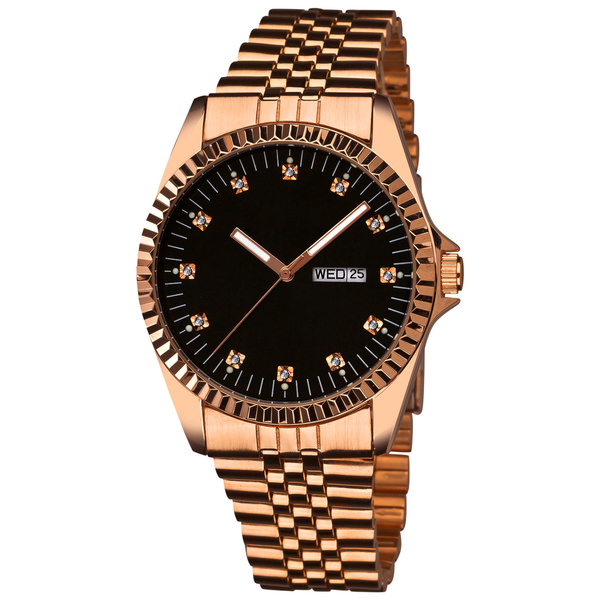 CLASSIC watch style top branded old models hot sell cheap gold watch for men