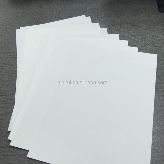 Custom Fragile Non-removable Security Sticker Paper Sheets Self Adhesive A4 Size Destructible Eggshell Sticker Paper