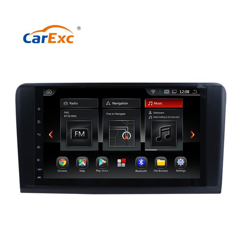9 Inch Android 8.0 Octa Core Car Radio Stereo System For Mercedes Benz GL ML Class <strong>W164</strong> ML350 ML450 GL320 Multimedia Unit