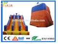 From factory PVC inflatable toy slide with clown style for sale, Guangzhou manufacturer for sale
