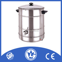 40L Stainless Steel Manual-Fill Water Urn