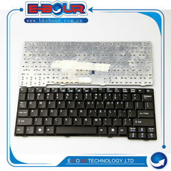 US Laptop Keyboard for Acer Aspire One 531H D150 D250 A150 ZG5 Notebook