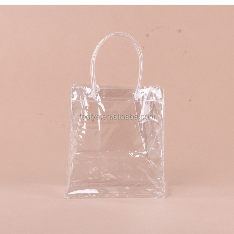 Promotional Clear PVC Travel Cosmetic Bag