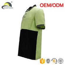promotional polo pocket t shirt custom private label logo print men