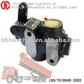 limiting valve dump truck part hydraulic fitting