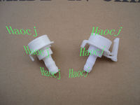 Hose nipple connector pipe fitting plastic washing machine pipe connector