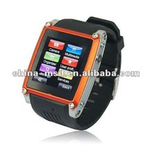 2012 new item touch screen unlocked watch mobile phone
