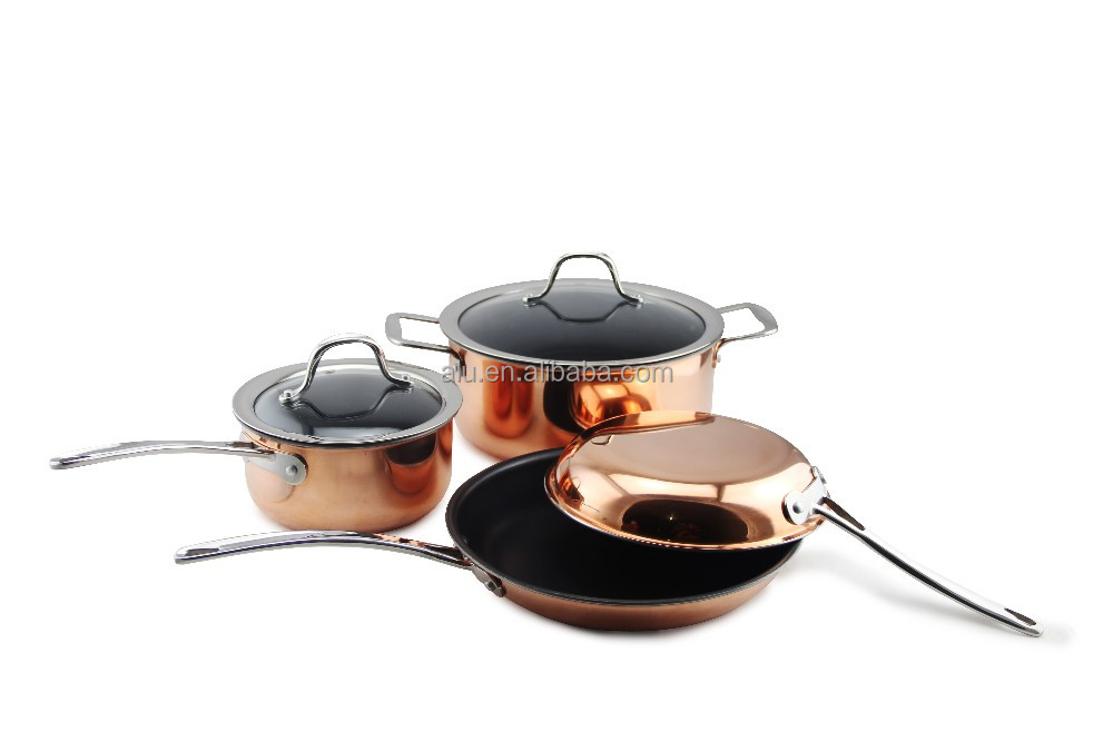 Copper Cookware Set Cheap Cooking With Copper Cookware  : Nonstick Copper Cookware Set Copper Fry Pan from www.theridgewayinn.com size 1000 x 667 jpeg 65kB