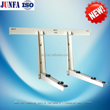 Adjustable air conditioner metal hanging bracket with arm for air conditoner