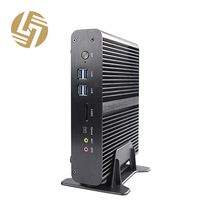 i7 gaming dual lan mini pc 4K pc oem desktop factory price computer
