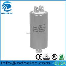 40W 390uf 200v aluminum electrolytic capacitor insulation air conditioning