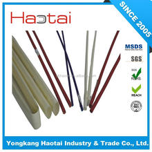 2740 glass textile sleeving with acrylic resin based coating sleeves